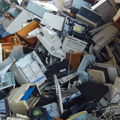 E-Waste Recycling Materials and Commodities