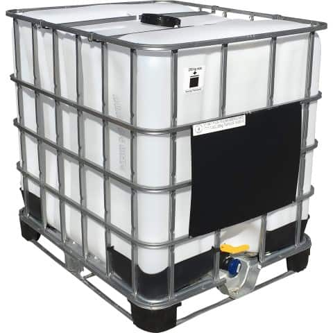 Recycling and reconditioning IBC totes